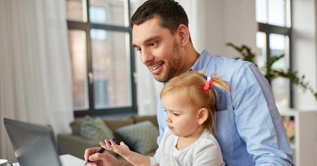 Stay At Home Dad Pros Of Becoming An Image Consultant